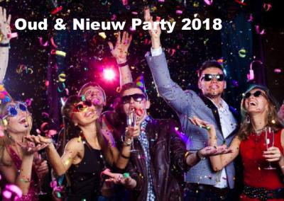 Oud & Nieuw 2018