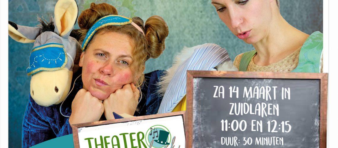 Poster Treuzelkont Zuidlaren